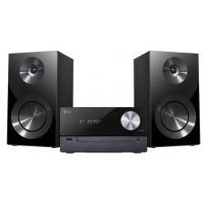 Микросистема LG CM2460 черный 100Вт/CD/CDRW/FM/USB/BT