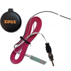 Антенна автомобильная Edge Light активная радио каб.:2.75м