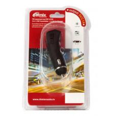 RITMIX FMT-A740 Автомобильный FM-трансмиттер