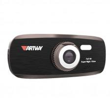 "Видеорегистратор Artway 390 2.7""/170°/1920x1080/G-сенсор/HDMI/microSD (microSDHC) до 32 Гб"