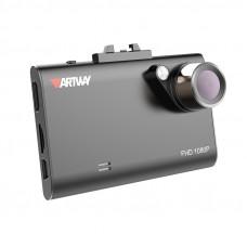 Видеорегистратор Artway AV-480 черный 3.5Mpix 1080x1920 1080p 170гр.