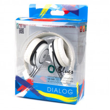 Гарнитура Dialog BLUES HS-19BT, WHITE