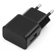 Сетевая зарядка Cablexpert MP3A-PC-10 черная