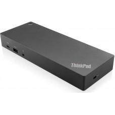 Док. Станция Lenovo THINKPAD HYBRID USB-C WITH USB-A DOCK- EU