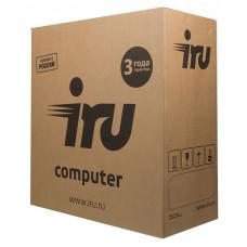 ПК IRU Office 110 MT Cel J3355 (2)/4Gb/500Gb 7.2k/HDG500/Free DOS/GbitEth/400W/черный