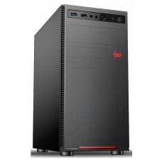 ПК IRU Home 313 MT i3 8100 (3.6)/8Gb/1Tb 7.2k/GT1030 2Gb/Windows 10 Home Single Language 64/GbitEth/