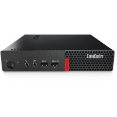 Lenovo ThinkCentreTiny M710q I3-7100T 4Gb 1TB Intel HD NoDVD INTEL_3165+BT_1X1AC USB KB&Mouse Win 10