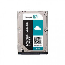 "Жесткий диск Seagate Original SATA-III 1Tb ST1000NX0313 Enterprise Capacity (7200rpm) 128Mb 2.5"""