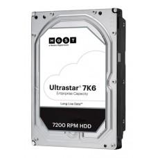 "Жесткий диск HGST SAS 3.0 4Tb 0B36048 HUS726T4TAL5204 Ultrastar 7K6 (7200rpm) 256Mb 3.5"""