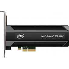 SSD жесткий диск PCIE 480GB 3DXPOINT OPTANE 900P SSDPED1D480GAX1 INTEL