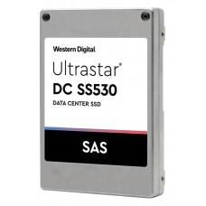 """Накопитель SSD WD SAS 1600Gb 0B40349 WUSTM3216ASS204 Ultrastar DC SS530 2.5"""""""