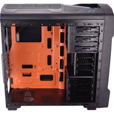 Корпус Cougar MX310, без БП, боковое окно, чёрный, ATX
