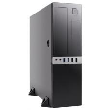 Корпус Foxline FL-203 300W (ATX) mATX, Mini-ITX, Slim-Desktop, 300 Вт, 2xUSB 2.0, 2xUSB 3.0, Audio