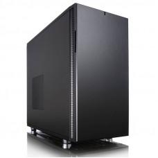 Корпус Fractal Design Define R5 черный w/o PSU ATX 7x120mm 7x140mm 2xUSB2.0 2xUSB3.0 audio front doo
