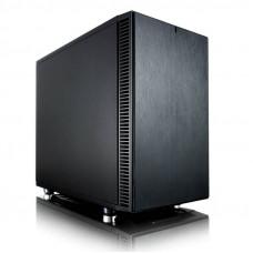 Корпус Fractal Design Define Nano S черный/черный без БП ITX 4x120mm 3x140mm 2xUSB3.0 audio bott PSU