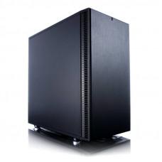 Корпус Fractal Design Define Mini C черный без БП mATX 2x120mm 2xUSB3.0 audio front door bott PSU