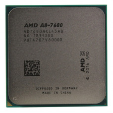 Процессор AMD A8 7680 BOX Radeon R7 Series <65W, 4C/4T, 3.8Gh(Max), 2MB, FM2+> (AD7680ACABBOX)