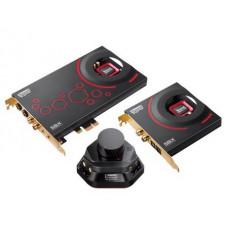 Звуковая карта Creative PCI-E Sound Blaster ZXR (Sound Core3D) 5.1 Ret