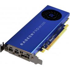 Профессиональная видеокарта RADEON PRO WX 2100 - 2GB GDDR5 2-MDP / 1-DP PCIE 3.0 100-506001