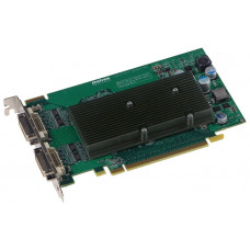 Проф Видеокарта Matrox M9125 512Mb DDR2 64bit DVI-Ix2 (M9125-E512F) OEM