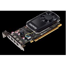 Профессиональная видеокарта nVidia Quadro P1000 PNY PCI-E 4096Mb (VCQP1000BLK-1) OEM