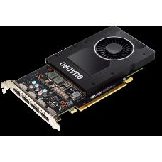 Профессиональная видеокарта PNY NVIDIA Quadro P2000 5Gb GDDR5 160bit DPx4 (VCQP2000-PB) RTL