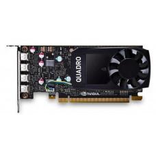 Видеокарта Dell PCI-E Quadro P1000 nVidia Quadro P1000 4096Mb 128bit DDR5/mDPx4 oem