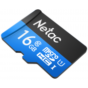 Карта памяти microSDHC 16GB Netac NT02P500STN-016G-S