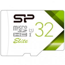 Карта памяти Silicon Power ELITE microSDHC 32GB UHSClass 10 Colorful