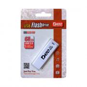Флеш Диск Dato 64Gb DB8001 белый