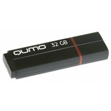 Флешка Qumo Speedster 32Gb USB 3.0 черный