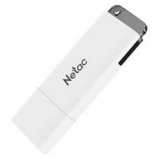 Флешка Netac U185 64GB белый