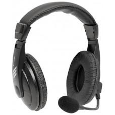 Компьютерная гарнитура Defender Gryphon HN-750 черный