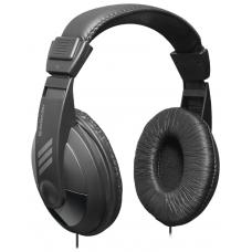 Наушники стерео Defender Gryphon HN-751 накладные, черный
