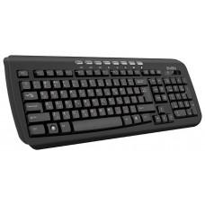 Клавиатура SVEN KB-C3050 черная USB