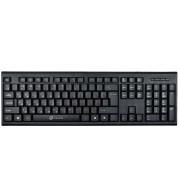 Клавиатура Oklick 120M черный USB