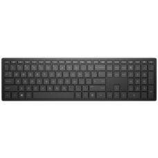 Клавиатура HP Pavilion 600 черный USB беспроводная slim