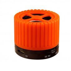 Колонки Ginzzu GM-988O Mono оранжевый 3Вт беспроводные BT