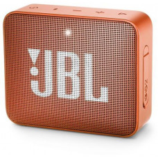 Колонка порт. JBL GO 2 оранжевый 3W 1.0 BT/3.5Jack 730mAh (JBLGO2ORG)