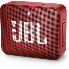 Колонка порт. JBL GO 2 красный 3W 1.0 BT (JBLGO2RED)