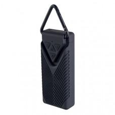 """Bluetooth-колонка Perfeo """"BISCUIT"""" черная (PF_A4325)"""