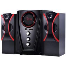 Акустическая система 2.1 Ginzzu GM-407 с Bluetooth