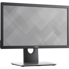 "Монитор 19.5"" Dell P2018H Black 1600x900, 5ms, 250 cd/m2, 1000:1 (DCR 4M:1), D-Sub, HDMI, DP, USBhub"