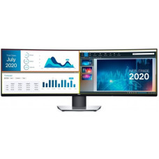 "Dell 49"" U4919DW LCD BK/BK ( IPS 32:9 350 cd/m2 1000:1/2M:1 5120 x1440 5ms 178/178 2хHDMI"