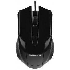 Мышь Гарнизон GM-210 Black USB