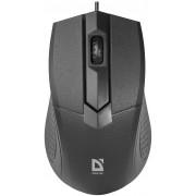 Мышь Defender Optimum MB-270, черный