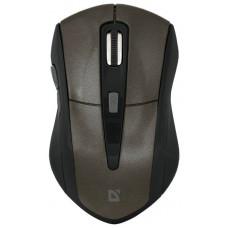 Мышь Defender Accura MM-965 коричневый