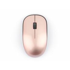 Мышь Gembird MUSW-111-RG розовое золото