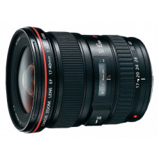 Объектив Canon EF USM (8806A007) 17-40мм f/4