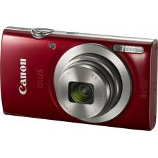 """Фотоаппарат Canon IXUS 185 красный 20Mpix Zoom8x 2.7"""" 720p SD CCD 1x2.3 IS el 1minF 0.8fr/s 25fr/s/N"""
